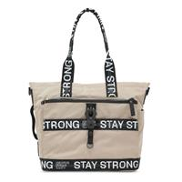 George Gina & Lucy Little Styler Wickeltasche beige strong 4250462970823
