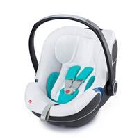 GB Sommerbezug für Babyschale IDAN - Weiß