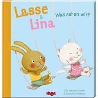 Haba Lasse & Lina - Was Sehen Wir?