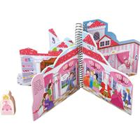 Haba My Princess Gamebook - Ball On Castle Rose Red