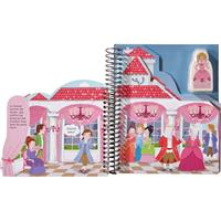 HABA 302241 Mein Prinzessinen Spielbuch 09