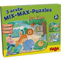 Haba 3 first Mix-Max-Puzzles - In The Zoo