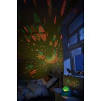 Haba 300805 Schlummerlicht Sternengalaxie Halbkugel Blau 03