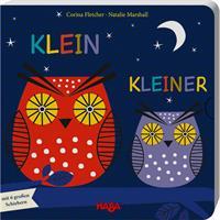 Haba Klein, kleiner, am kleinsten Bilder- / Lernbuch