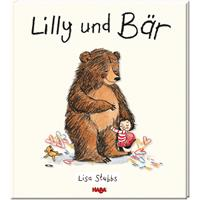 Haba Lilly and Bear Picturebook