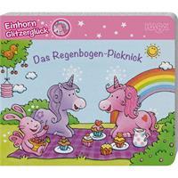 Haba Unicorn Glitterluck - The Rainbow-Picknick  Picture Book