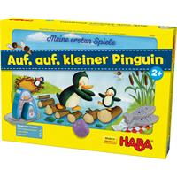 Haba My first games - Go, go, little penguin!