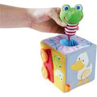Haba Soft Gamecube Magic Frog