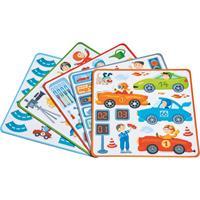 Haba 301948 Magnetspiel Box Flotte Flitzer 02 Detailansicht 01