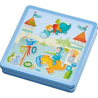 Haba Magnetspiel-Box Drachenritter