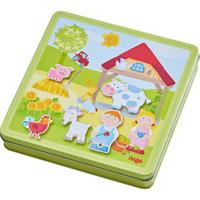 Haba Magnet-Game-Box Peters and Paulines Farm
