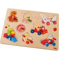 Haba Greifpuzzle Meine ersten Spielzeuge