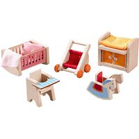 Haba Little Friends – Puppenhaus-Möbel Kinderzimmer