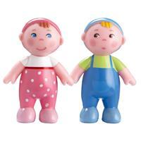 Haba 302010 Little Friends Babys Marie und Max 00 Hauptbild