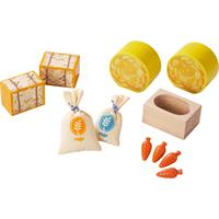 Haba Little Friends - Spielset Pferdefutter