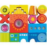 Haba 302157 Bausteine Kunterbunt 02 Detaillierte Ansicht 02