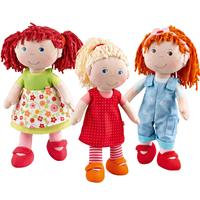 Haba Dolls consists of Stuff