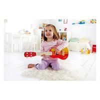 Hape E0316 Ukulele red child