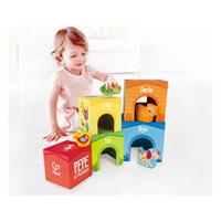 Hape E0451 Pepe Freunde Stapelturm with child 6