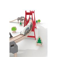 Hape E3712 Double Loop Railway Set 2