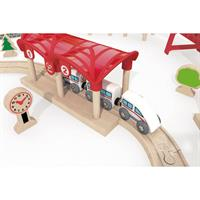 Hape E3712 Double Loop Railway Set 5