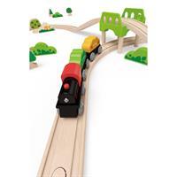 Hape E3713A Forese Railway Set Eisenbahn 04