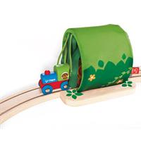 Hape E38HauptbildA Jungle Train Journey Set Dschugel 02