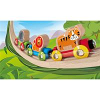 Hape E3807A Jungle Journey Train Dschungel Reise 04