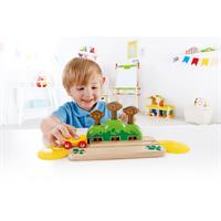 Hape E3809A Monkey Pop Up Track Affen Fliegen 06
