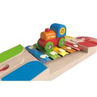 Hape E3813A Xylophone Melody Track Musik Strecke 02