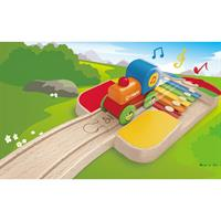Hape E3813A Xylophone Melody Track Musik Strecke 04