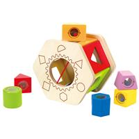 Hape Shape Sorter 'Shake and Match'