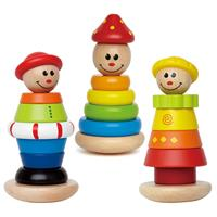 Hape Colorful Stacking Figure