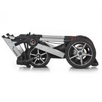 Hartan Racer GTS HB Kinderwagen 2015 236 Techno schwarz Orchidee Stepp 15980 2 Detailansicht 01
