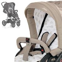 Hartan Racer GTS Kinderwagen S.Oliver 963 Dream Big Little One