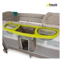 Hauck Babycenter Reisebett 2017 607589 Multi Dots Sand Ablage