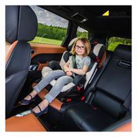 Hauck Bodyguard Plus Kindersitz 15 36kg 3 12 Jahre 2017 610015 Black Beige im Fahrzeug