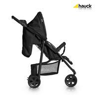Hauck Citi Neo II Drei Rad Buggy 2017 Caviar Stone Seitenansicht
