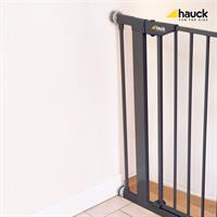 Hauck Close n Safe inkl 7cm Verlaengerung Treppenschutzgitter zum Klemmen 597088 Anwendung