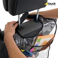 Hauck Cover Me Rueckenlehnenschutz transparent 618035 Befestigung Kopfstiuetze
