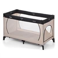 Hauck Dream n play plus Reisebett 603673 Beige Grey Bett mit Schlupf
