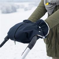 Hauck Grab Me Handwaermer Handmuff Kinderwagenhandschuh 618493 verbunden als Muff