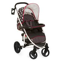 Hauck Kinderwagen Malibu XL 2017 145043 Dots Black