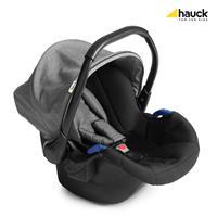 Hauck Maxan3 Plus Trio Set Melange Stone 403105 Inklusive Babyschale Comfort Fix