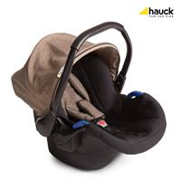 Hauck Maxan4 Plus Trio Set Kombikinderwagen mit Babyschale 2017 melange sand ComfortFix