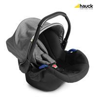 Hauck Maxan4 Plus Trio Set Kombikinderwagen mit Babyschale 2017 melange stone ComfortFix