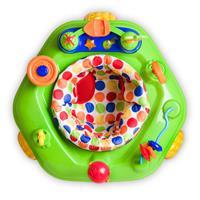 Hauck Play A Round Lauflerngeraet Dots 646014 Gehfrei Lauflerner Draufsicht