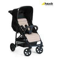 Hauck Rapid4 Trio Set Kombikinderwagen mit Babyschale 2017 Caviar Beige Sportwagen