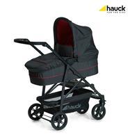 Hauck Rapid4 Trio Set Kombikinderwagen mit Babyschale 2017 Caviar Tango Kinderwagen ab Geburt