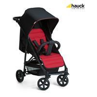 Hauck Rapid4 Trio Set Kombikinderwagen mit Babyschale 2017 Caviar Tango Sportwagen ausklappbares Son